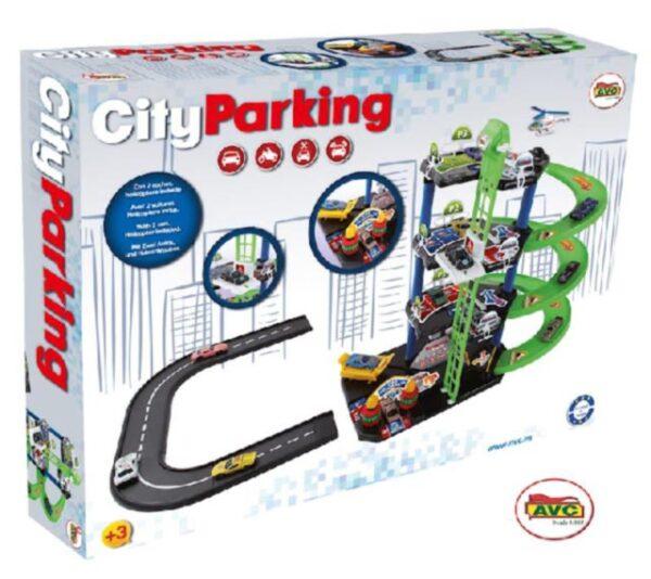 Juguete City Parking